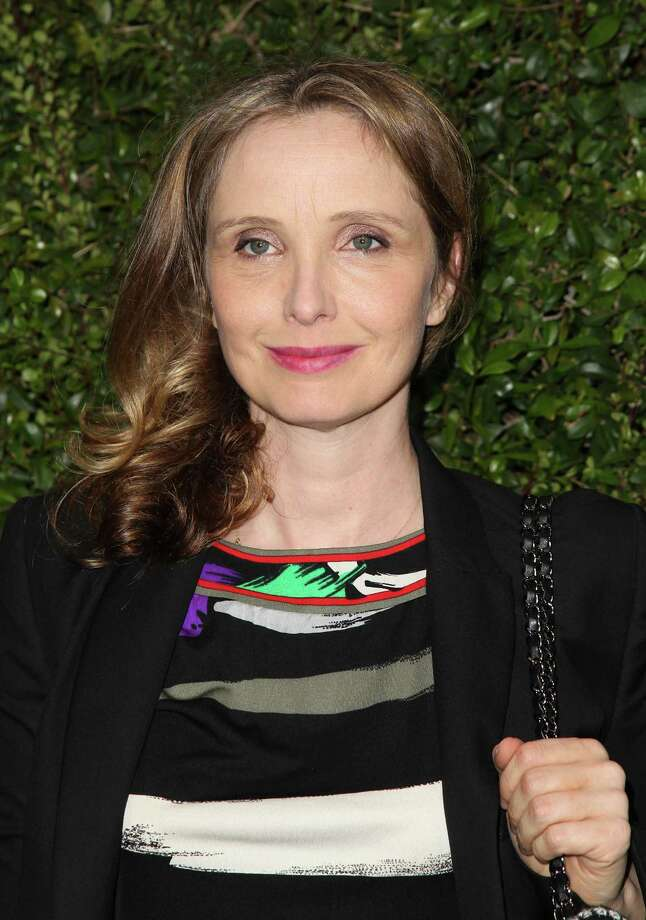 Here's Julie Delpy, 45, attending a pre-Oscar dinner on Feb. 21, 2015 in Los Angeles. Photo: David Buchan, WireImage / 2015 WireImage