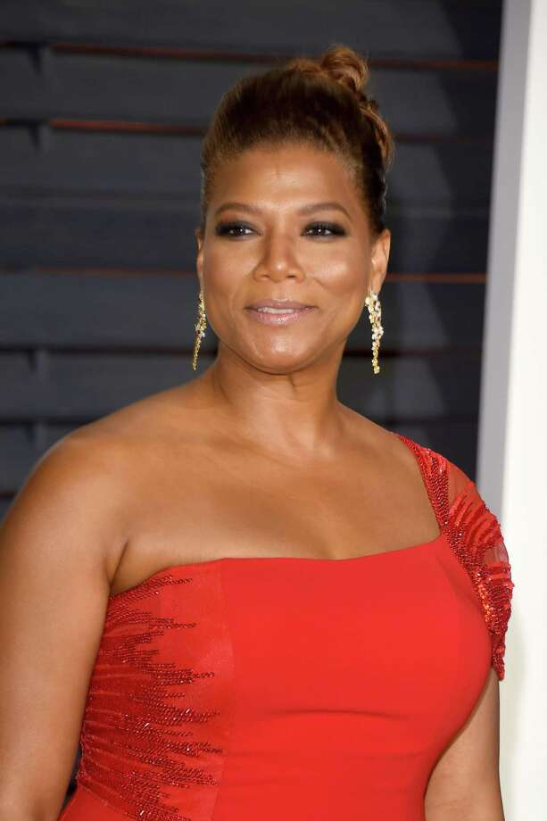 Queen Latifah, 44, attends the 2015 Vanity Fair Oscar Party on Feb. 22, 2015 in Beverly Hills, Calif. Photo: Venturelli, Getty Images / 2015 Venturelli