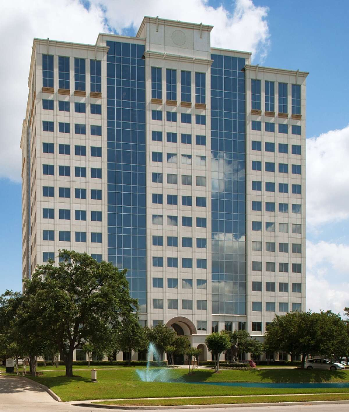 Higginbotham is consolidated in new offices at Energy Tower I.