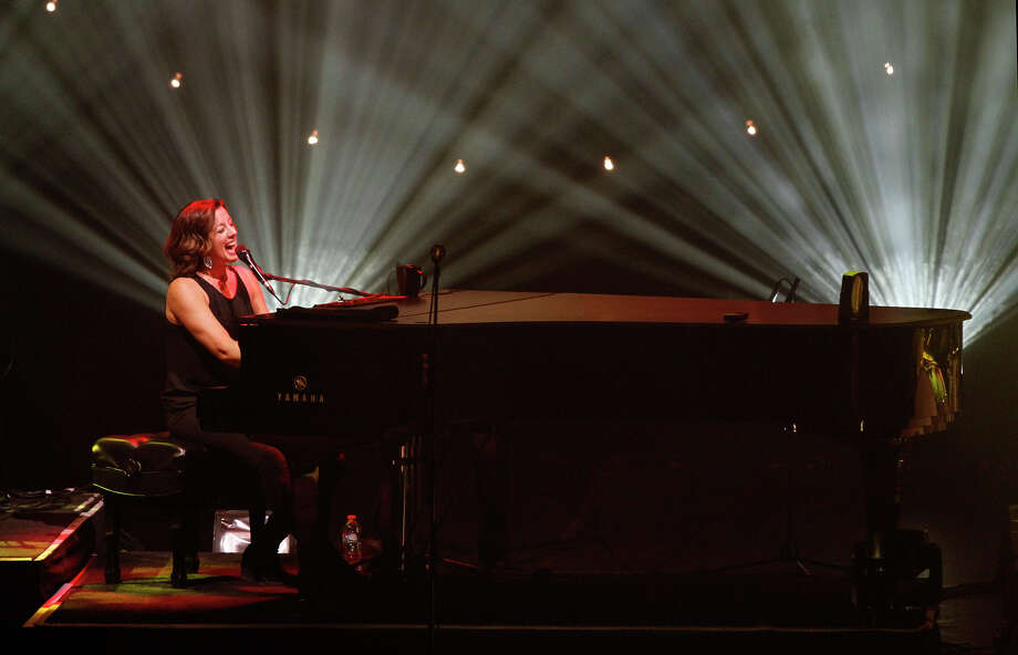 Sarah McLachlan performs a sold out show at the Majestic Theatre, Friday, Feb. 27, 2015 as part of her Shine On tour. Photo: Alma E. Hernandez, Alma E. Hernandez / For The San
