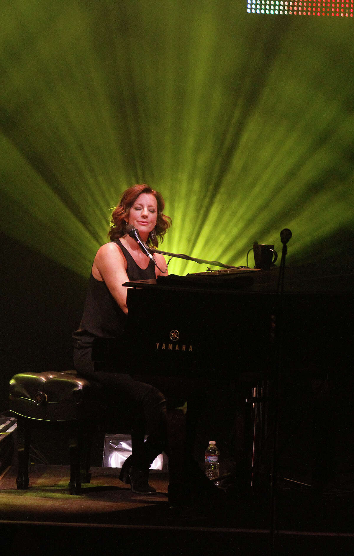 Sarah McLachlan performs a sold out show at the Majestic Theatre, Friday, Feb. 27, 2015 as part of her Shine On tour.