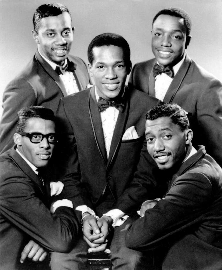 "July 6 - The Temptations The Temptations had a big hit with ""My Girl."" Otis Williams, bottom 