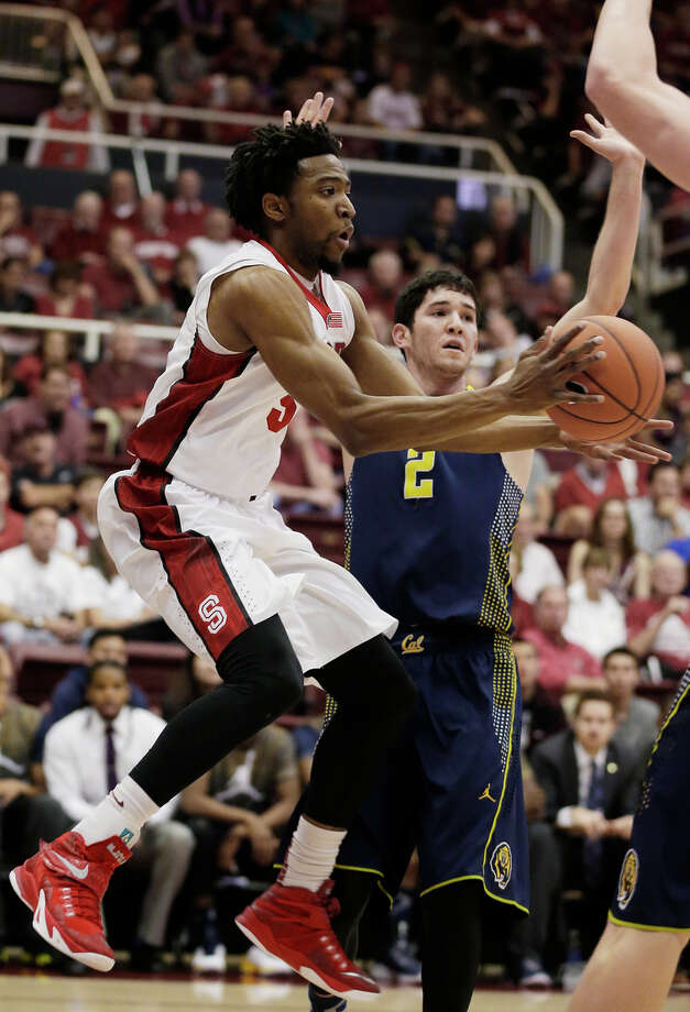 Leading scorer Chasson Randle will be among Stanford players honored on Senior Day. Photo: Eric Risberg / Associated Press / AP