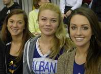 Were you Seen at the UAlbany men's basketball game vs. the University of Vermont at SEFCU Arena in Albany on Saturday, Feb. 28, 2015?