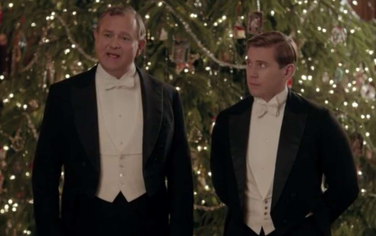Robert Crawley (left): The patriarch to the Crawley family, played by Hugh Bonneville, left Season 5 a little tipsy, but also -- and more importantly -- feeling a renewed commitment to securing Downton's financial future.