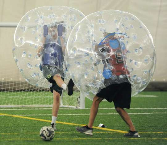 Inflatable Ball Soccer