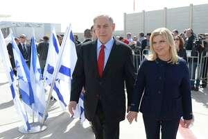 Kerry seeks to ease tensions before speech by Israel's Netanyahu - Photo