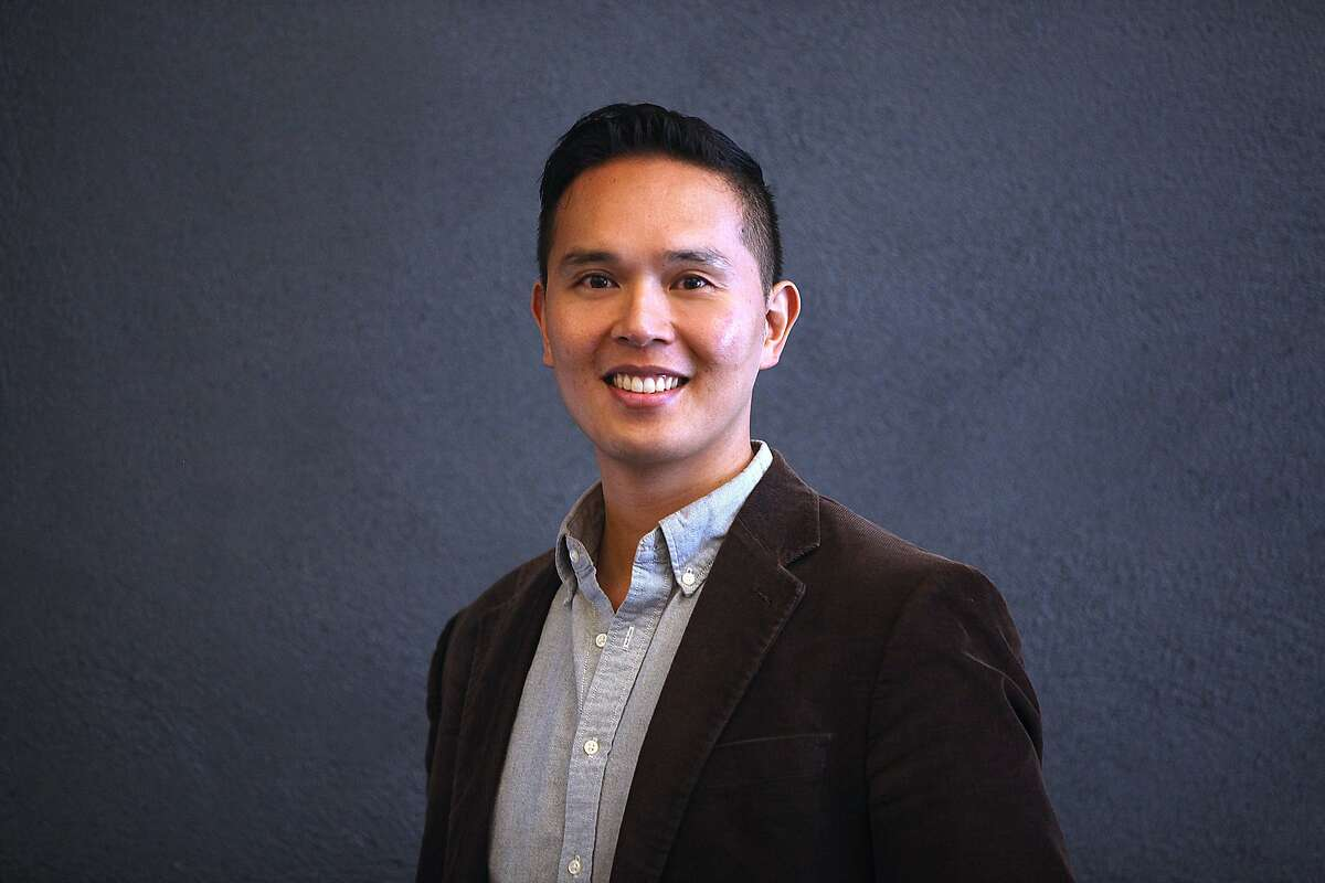 Visionary of the year candidate Rey Faustino launched One Degree, a nonprofit in San Francisco, Calif., ensuring all families have access to services they need to overcome poverty onThursday, January 8, 2015.