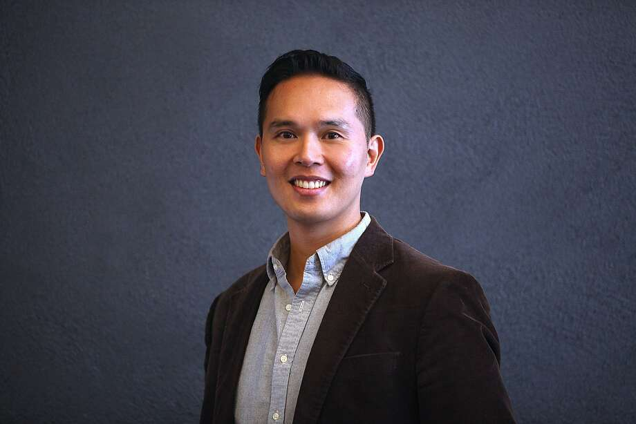 Visionary of the year candidate Rey Faustino launched One Degree, a nonprofit in San Francisco, Calif., ensuring all families have access to services they need to overcome poverty onThursday, January 8, 2015. Photo: Liz Hafalia, The Chronicle