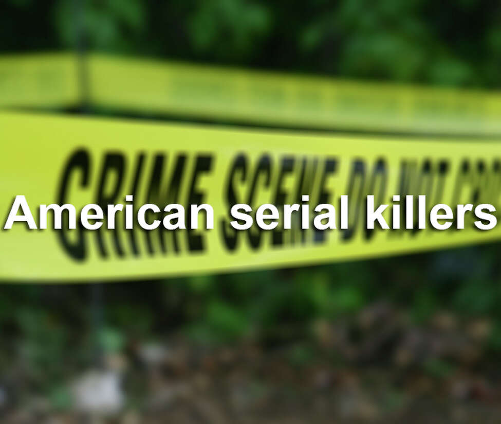These are America's most notorious serial killers. Information gathered from www.biography.com, Wikipedia and murderpedia.org.