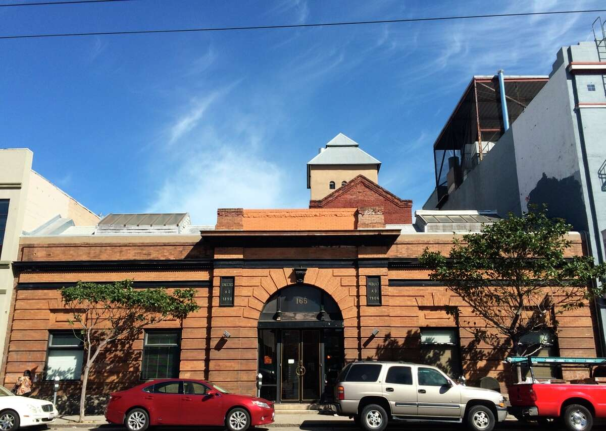 Built in 1890 and rebuilt to less grand specifications in 1906, James Lick Baths at 165 10th St. now houses offices. But the architecture bears evidence of the structure's original function, and the upheaval along the way.