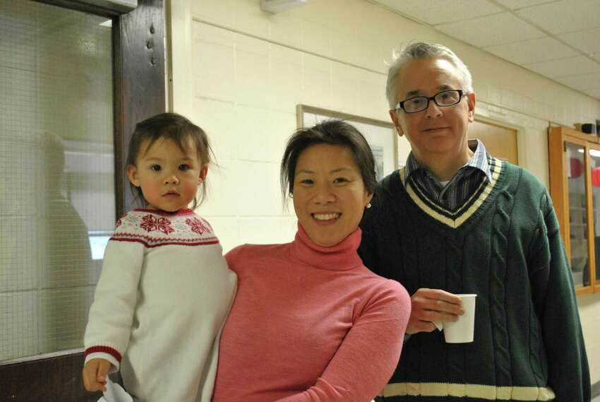 The Chinese Language School of Connecticut's 13th annual Chinese New Year Festival was held on March 1, 2015. For the year of the ram, the school will gather at Eastern Middle School in the Riverside section of Greenwich. Were you SEEN?