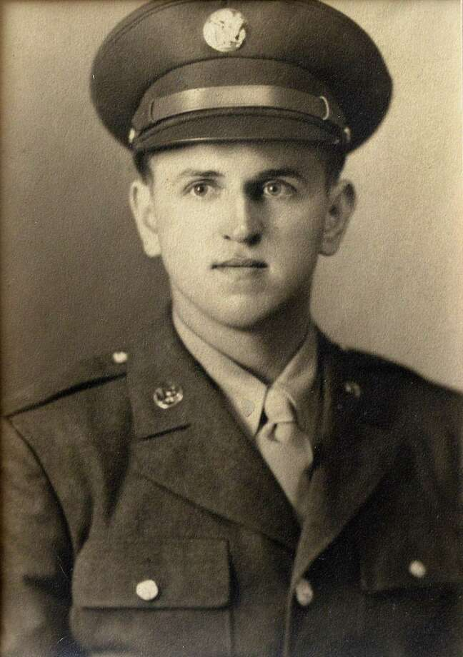 Photo courtesy of Joseph W. Jamro:  A WWII era of Joseph W. Jamro, who was later shot down as a tail gunner on a Liberator bomber over Romania in 1944.  His family is working to get him a Silver Star. For a Albany Times Union story. Photo: JOHN CARL D'ANNIBALE / 00030792A