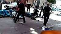 Skid Row arrest turns deadly - Photo