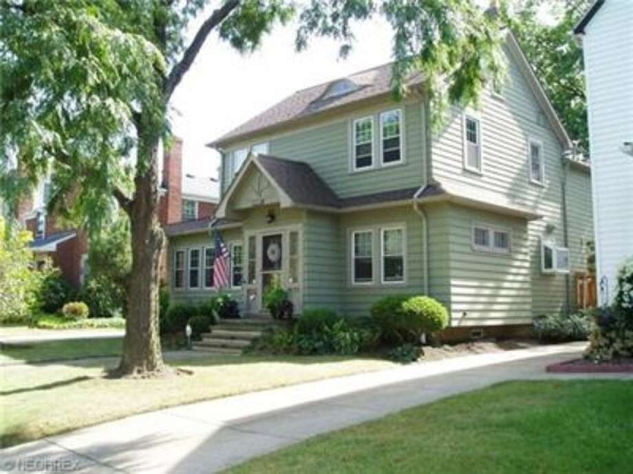 CLEVELAND MEDIAN HOME PRICE: $121.1K, requiring a yearly salary of $31,000. Photo: Trulia/RMLS
