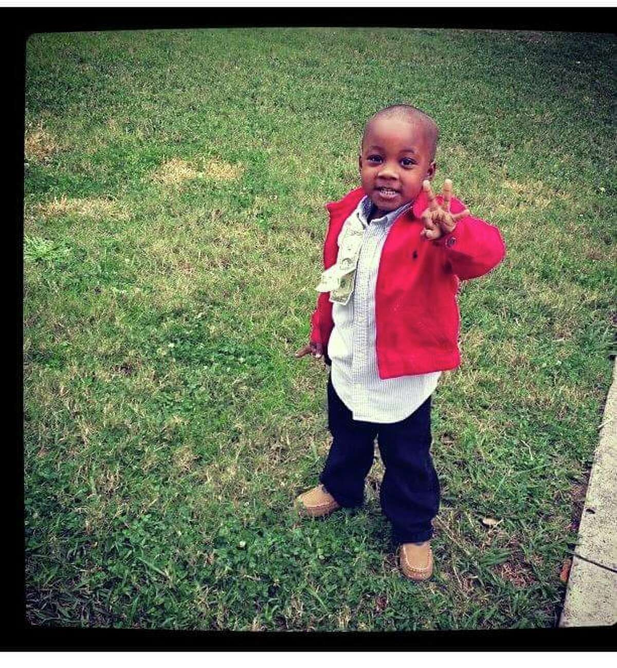 Relatives say 4-year-old Codrick Beal was at a babysitter's house when he found a gun and shot himself Sunday morning, March 1, 2015.