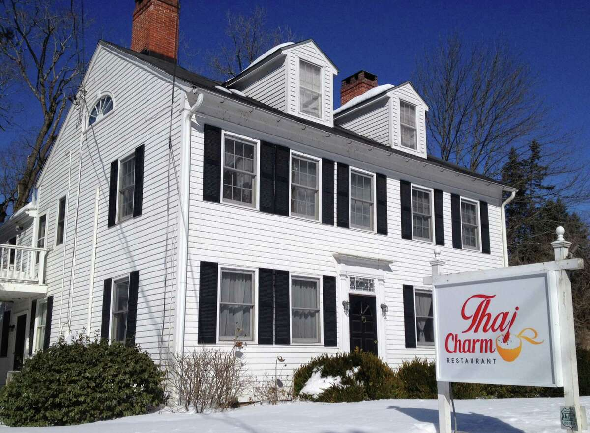 The Thai Charm restaurant has found a home in the vintage house along Route 7 North where Adrienne's restaurant had hosted patrons for many years. February 2015