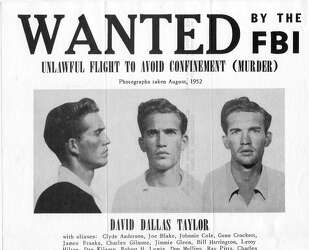 The evolution of the wanted poster - SFGate