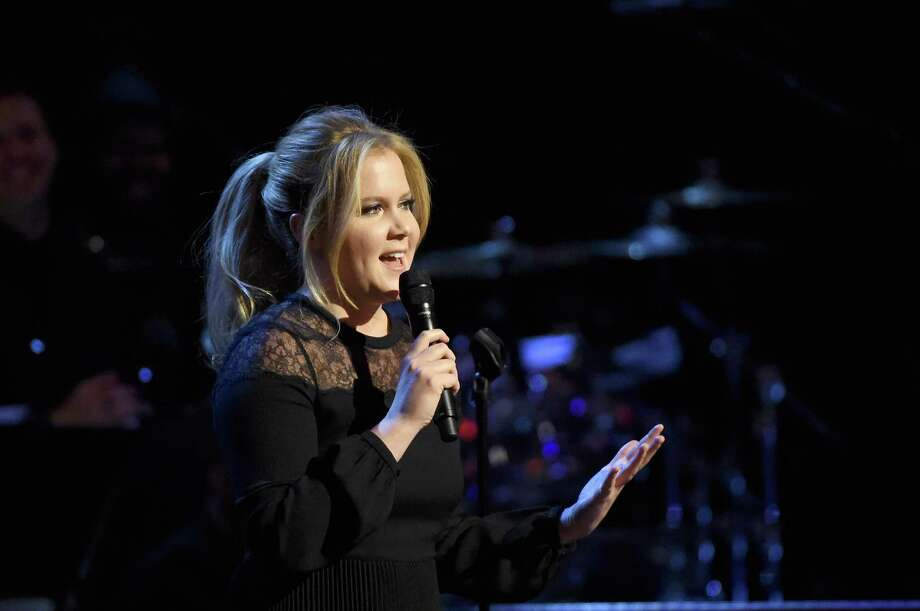 Amy Schumer performs onstage at Comedy Central Night Of Too Many Stars at Beacon Theatre on Saturday. Schumer will star in her first movie this year. Photo: Mike Coppola /Getty Images For Comedy Central / 2015 Getty Images
