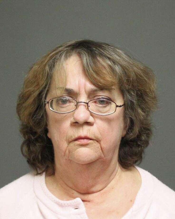 Patricia Nelson, 63, of Jarvis Court, was arrested for stealing vanilla extract from a grocery store. Photo: Contributed Photo /  Fairfield Citizen contributed