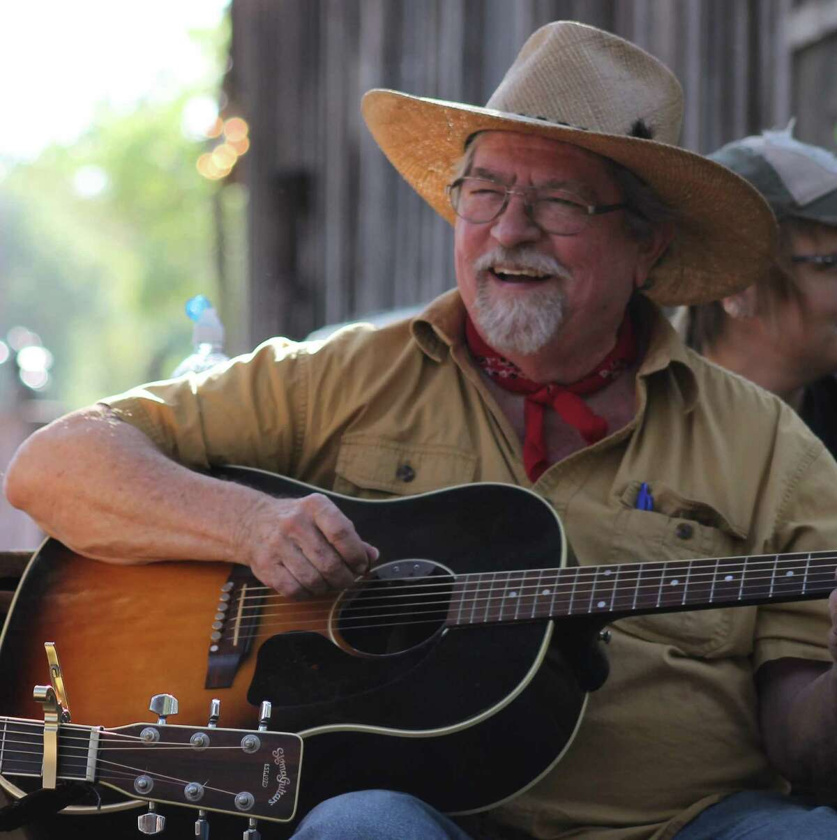 Kent Finlay, owner of the Cheatham Street Warehouse in San Marcos, nurtured many well-known singer-songwriters.