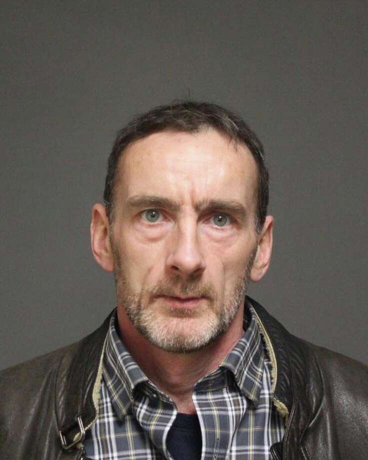 James Rafferty, 48, of Forest Avenue, was arrested on a warrant Saturday. Photo: Contributed Photo /  Fairfield Citizen contributed