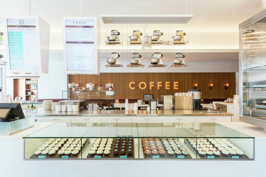 Crave Cupcakes is now open in The Woodlands. Photo: Studio Communications