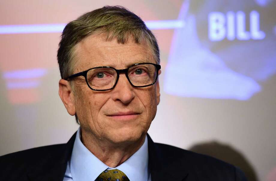 1. Bill Gates, Microsoft - $75 B ($79.2 B)**Denotes last year's estimated worthSee the complete list at Forbes. Photo: EMMANUEL DUNAND, Getty Images / AFP
