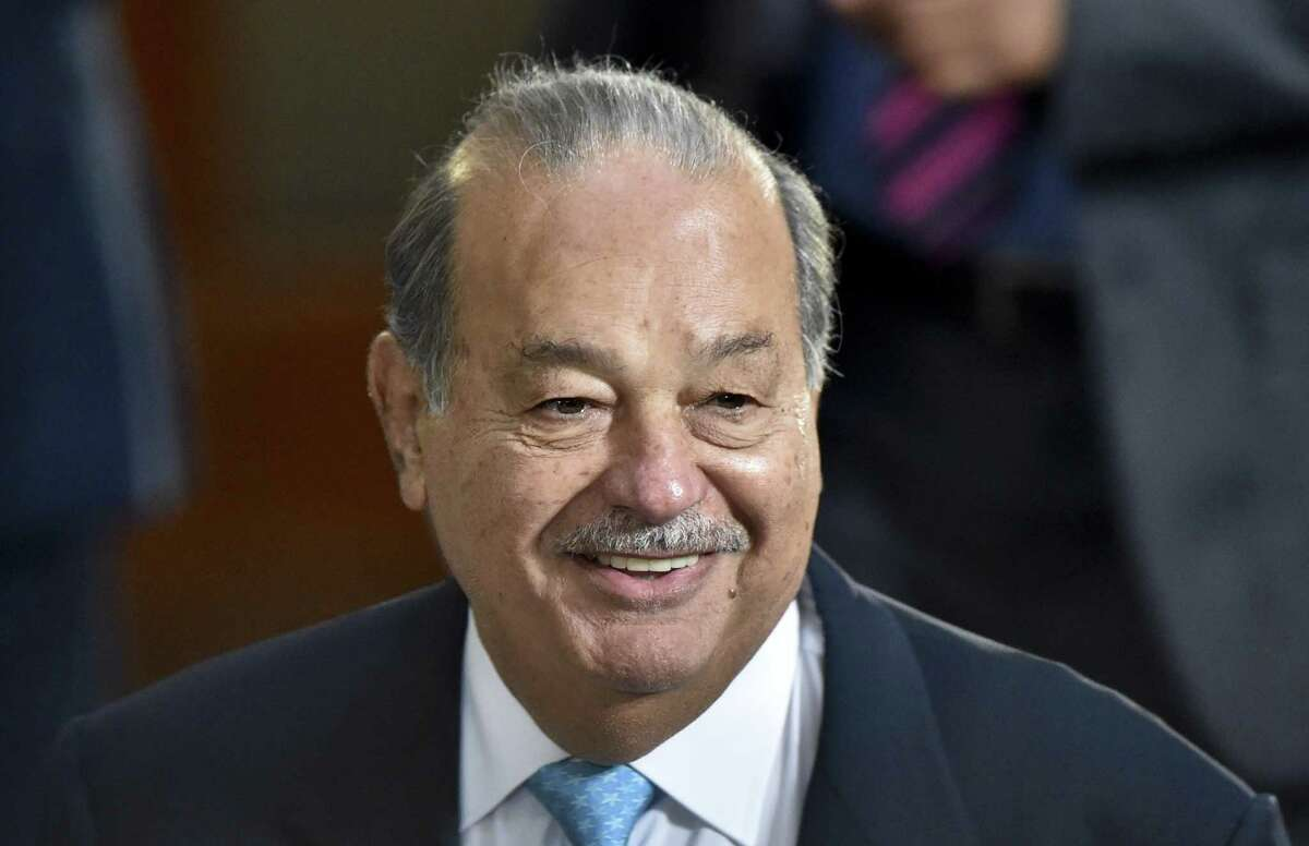 2. Carlos Slim Helu and family, telecom ($77.1 B) See the complete list at Forbes.