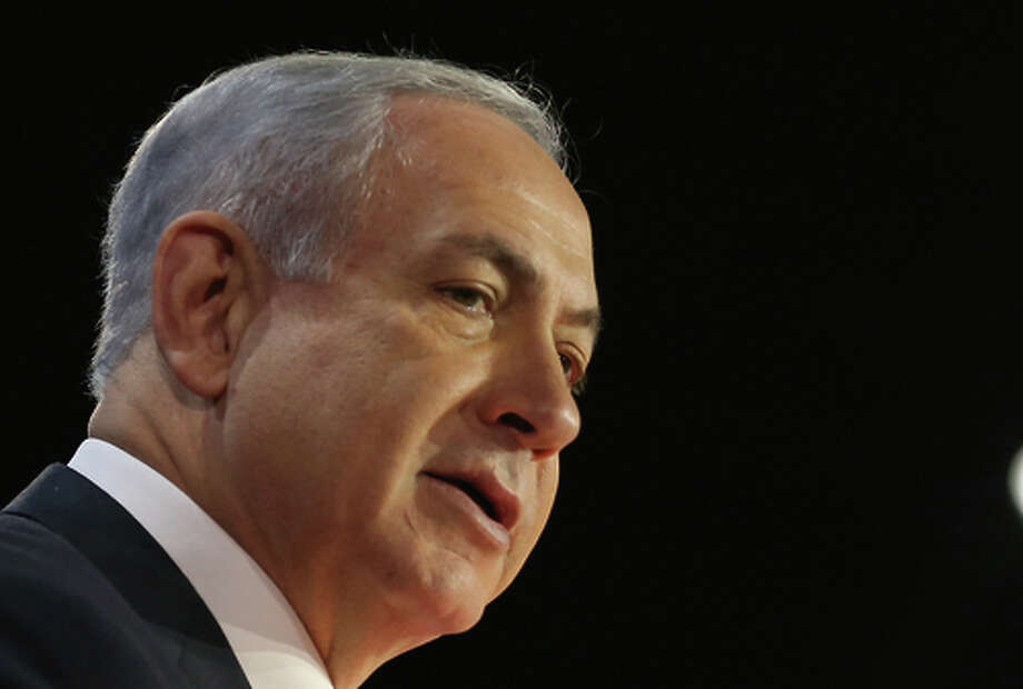 Netanyahu will make his case against the Iran negotiations to a joint session of Congress on Tuesday. Photo: Mark Wilson / Getty Images / 2015 Getty Images