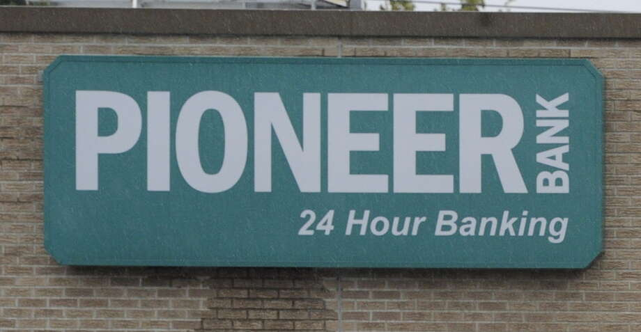 Pioneer Savings Bank at 2000 2nd Avenue in Watervliet, N.Y.  (Skip Dickstein/Times Union archive) Photo: Skip Dickstein / NWest PRS 2011