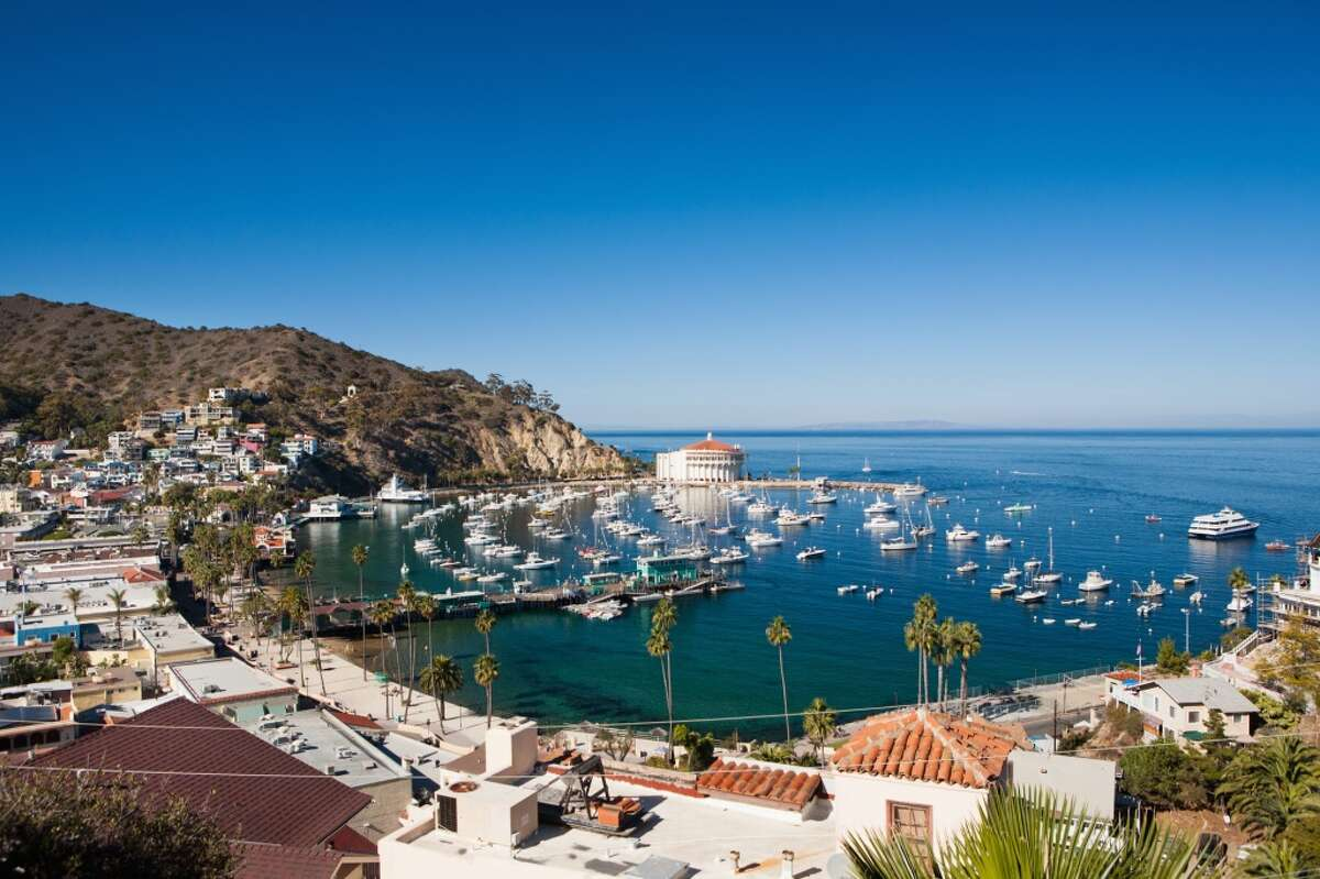 Catalina Island: Walk Avalon's main drag lined with fish shacks and ice cream parlors (try Lloyd's) and also be sure to explore the island's undeveloped side where you can spot bison.