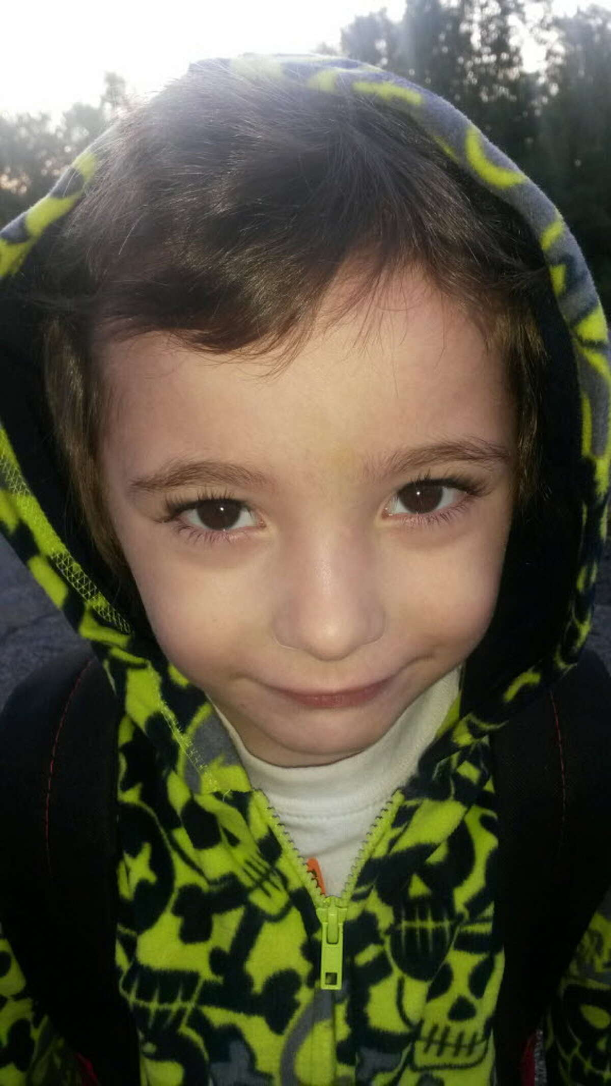 Photo of 5-year-old Kenneth White, the Knox boy who was killed just before Christmas 2014. His cousin, who was 19 at the time, was charged with homicide in his death. (Photo provided by Brenda VanAlstyne)