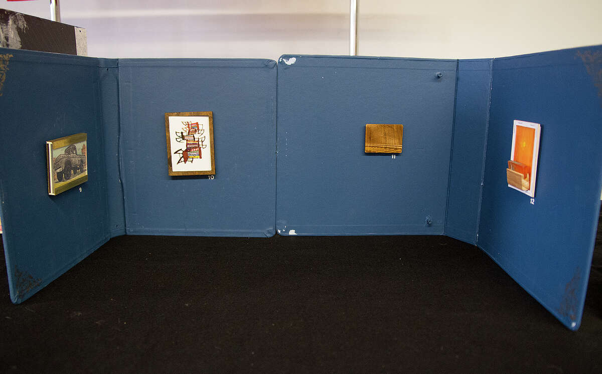 The Mini Art Museum will pop up three times during Contemporary Art Month.