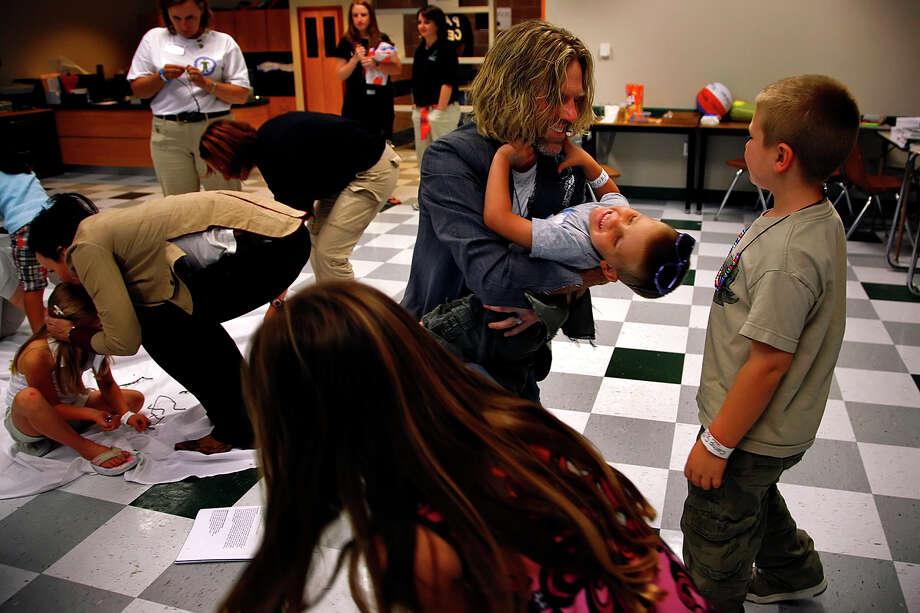 Top 50 middle schools in the San Antonio area, according to Children at Risk:50. Robert G. Cole Middle School:BSan Antonio ISDComposite index percentile:61.6Source:Children At Risk Photo: NICOLE FRUGE, SAN ANTONIO EXPRESS-NEWS / nfruge@express-news.net
