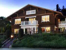 728 Capitol St. in Vallejo is a four-bedroom designed by Julia Morgan.