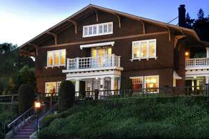 Julia Morgan-designed Vallejo home example of First Bay Tradition - Photo