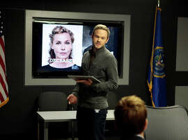 """Shawn Ashmore, as agent Mike Weston, updates the FBI team in the season premiere episode of the Fox network show """"The Following."""""""