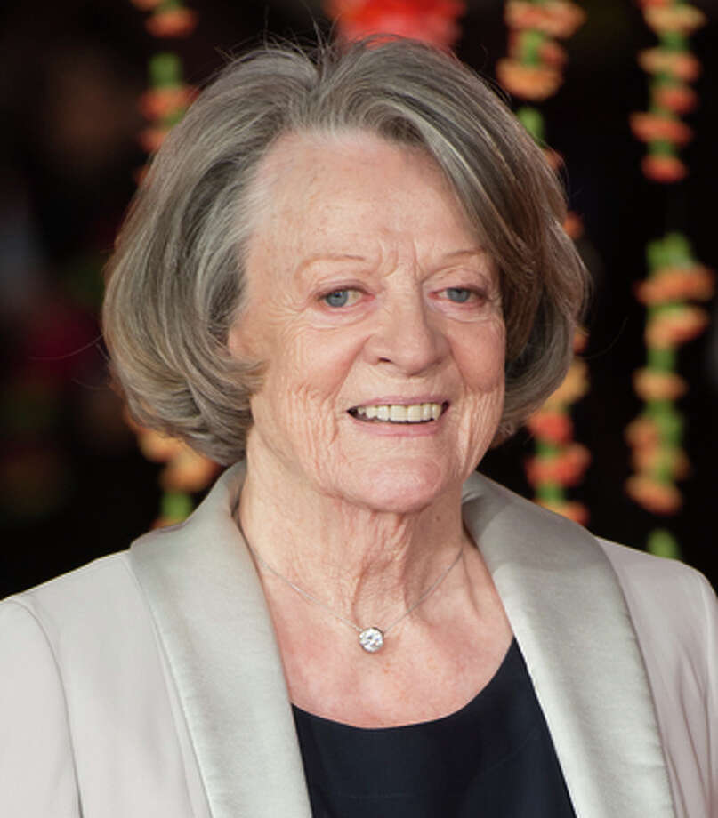 """Maggie Smith is leaving """"Downton Abbey."""" Photo: Ian Gavan / Ian Gavan / Getty Images / 2015 Getty Images"""