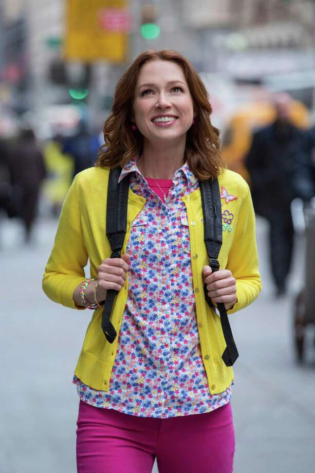 Ellie Kemper plays the title character in   'Unbreakable Kimmy Schmidt.' Photo: Eric Liebowitz / Netflix