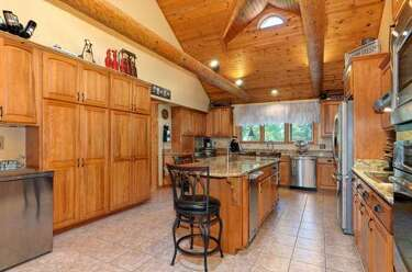 Take A Look Inside J J Watt S Wisconsin Cabin