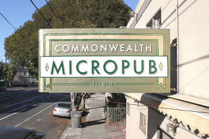 CommonWealth Micropub opens in Emeryville today - Photo