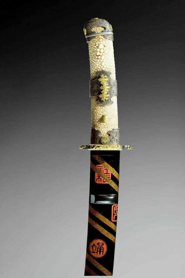 """Darien seniors can can see a presentation,"""" Samurai: A Short History,"""" March 9 at 12:30 at the Mather Center. Photo: Contributed Photo, Houston Museum Of Natural Scienc / Greenwich Time Contributed"""