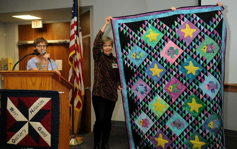 Quilt guild draws members from west Houston - Houston Chronicle : houston quilt guild - Adamdwight.com