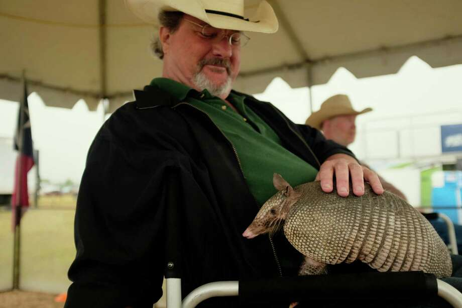 9 facts about the awesome armadilloArmadillos, which once roamed only South America, have in the past century-and-a-half expanded their range in to the southeast US and Texas. The strange armored animals and frequent roadkill victims also have some pretty amazing talents. In honor of Texas' nine-banded armadillo, here are nine facts about this unusual creature. Photo: TODD SPOTH, Photographer / © TODD SPOTH