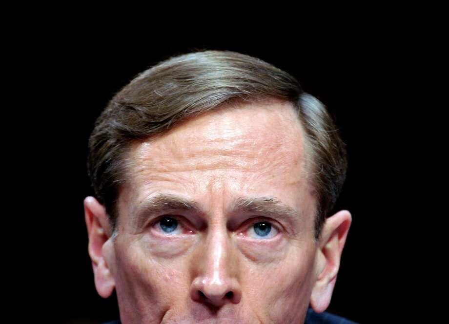 David Petraeus seeks to avoid a prison sentence an a trial that would reveal intimate details. Photo: KAREN BLEIER / AFP / Getty Images / AFP