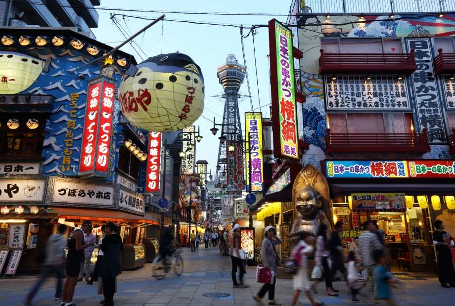 15. Osaka, JapanReason to go: The foodSource: New York Times Photo: Tomohiro Ohsumi, Bloomberg