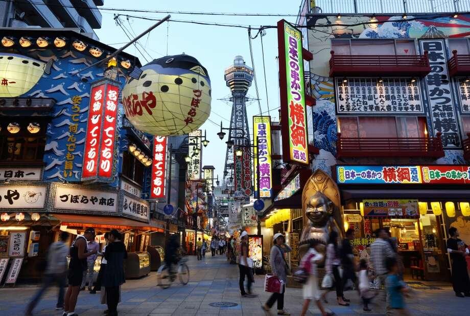 15. Osaka, JapanReason to go: The foodSource: New York Times Photo: Tomohiro Ohsumi, Bloomberg
