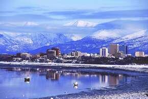 No. 1   Anchorage, Alaska