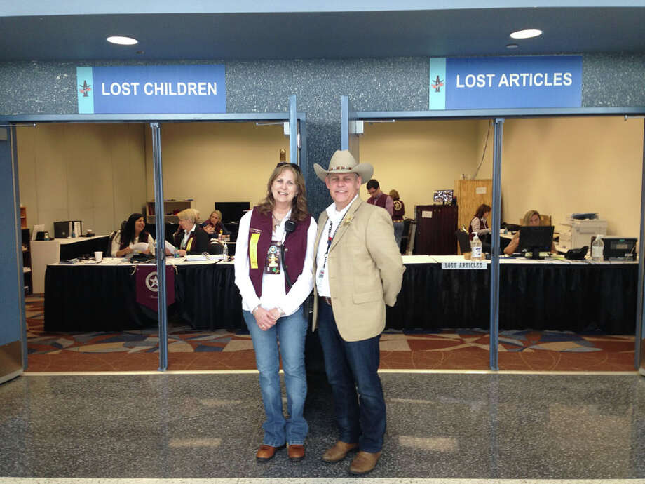 "Lose something at RodeoHouston 2015? Here's what turned up ""lost and found"" Room 102 at NRG Center. Photo: Craig Hlavaty"